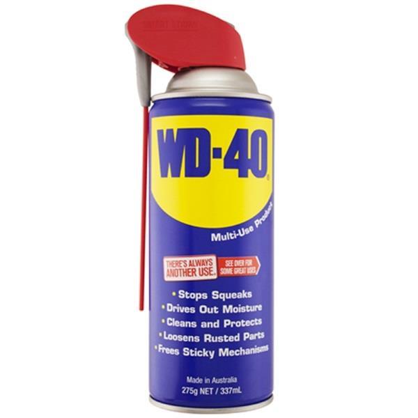 Аэрозольная смазка типа WD-40 Lada Largus