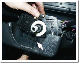Как самостоятельно заменить подшипники вала рулевого управления на ВАЗ 2110