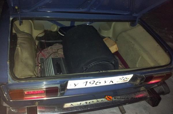 Багажник Ваз-2106