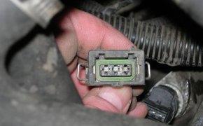 Быстрая замена датчика скорости на ВАЗ 2112, 2111, 2110 своими руками