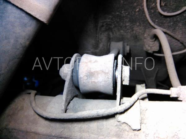 разбитые реактивные тяги ваз 2101-2107