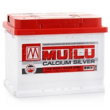 Заводской аккумулятор MUTLU 62 А/ч для Лада Гранта