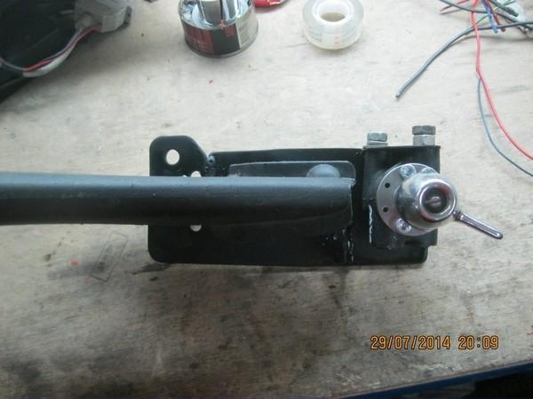 усиление ручника ВАЗ 2108