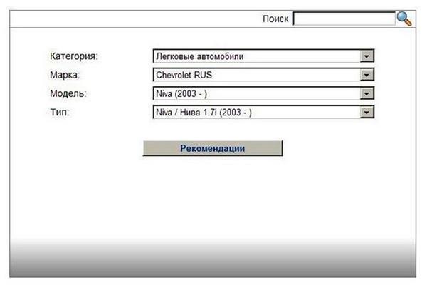 Трансмиссионное масло 75W-90 для Шевроле Нивы (ВАЗ 2123)