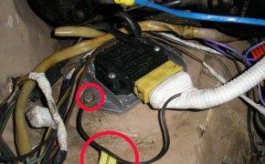Полная замена проводки на ВАЗ 2107 своими руками
