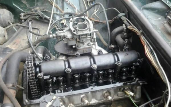 Замена двигателей на автомобилях ВАЗ