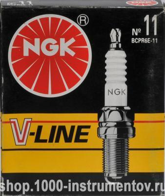 Свечи на ВАЗ 2114 инжектор