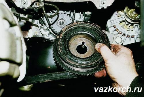 Замена грм ваз 2112-2111 16 клапанов