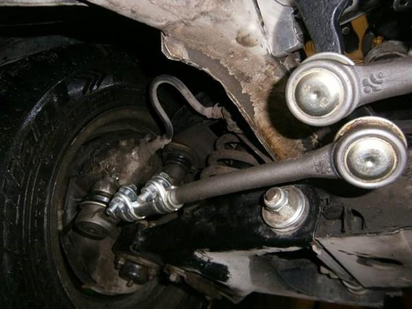 Установка рулевого механизма ВАЗ 2106