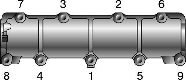 ГРМ — газораспределительный механизм