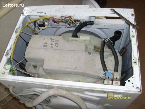 Разборка стиральной машины miele своими руками - ПОРС Стройзащита
