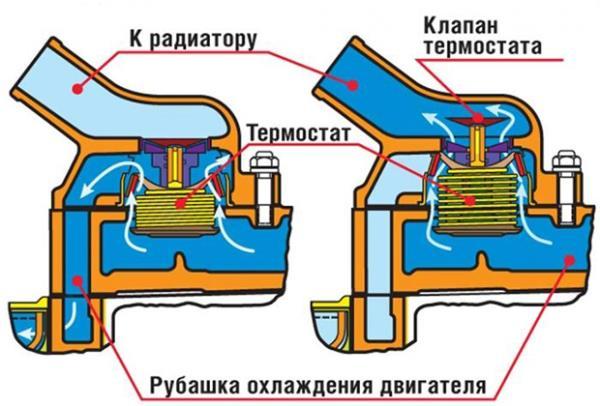 Как проверить термостат. Замена термостата своими руками