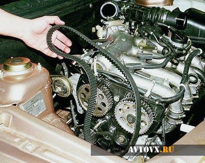 Ремень ГРМ ВАЗ 2110