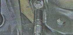Задняя балка Лада Ларгус (снятие и установка)