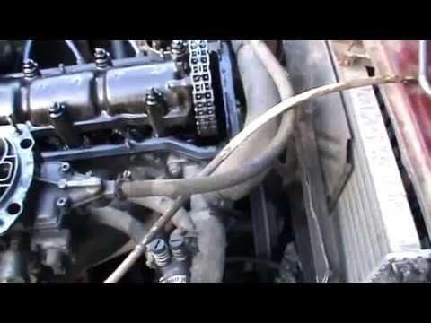 ВАЗ 2107 инжектор горит чек двигатель