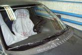 новое лобовое стекло ВАЗ 2110