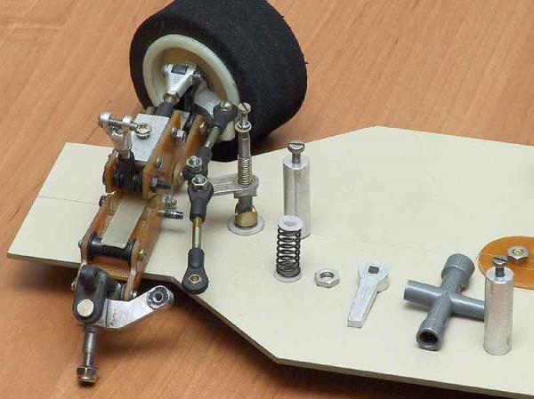 Рама для радиоуправляемой машинки своими руками - ФоксТел-Юг