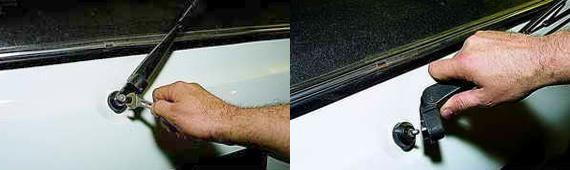 Замена стеклоочистителя двери задка Нива 2121 2131