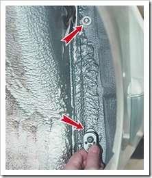 ремонт переднего крыла на ваз 2114