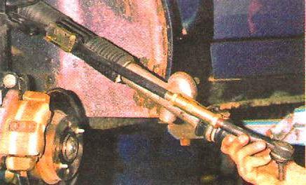 Рулевой механизм ВАЗ-2109 ремонт