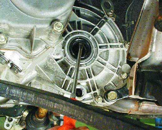 замена сальника привода ваз 2109, 2110