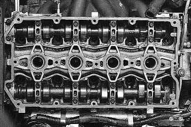 Операции выполняемые при замене прокладки головки блока цилиндров на автомобиле ВАЗ 2170 2171 2172 Лада Приора (Lada Priora)