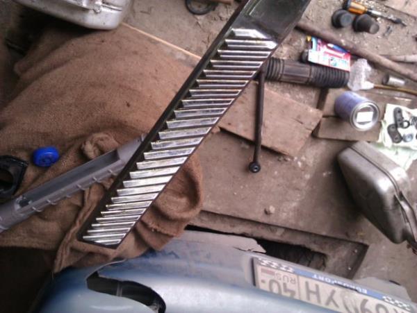 Ваз 2112 ремонт рулевой рейки своими руками видео