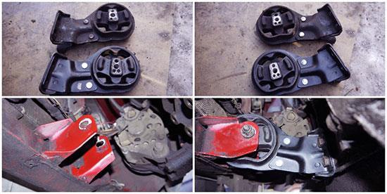 Замена передней опоры двигателя ВАЗ 2109 в домашних условиях — пошаговая инструкция
