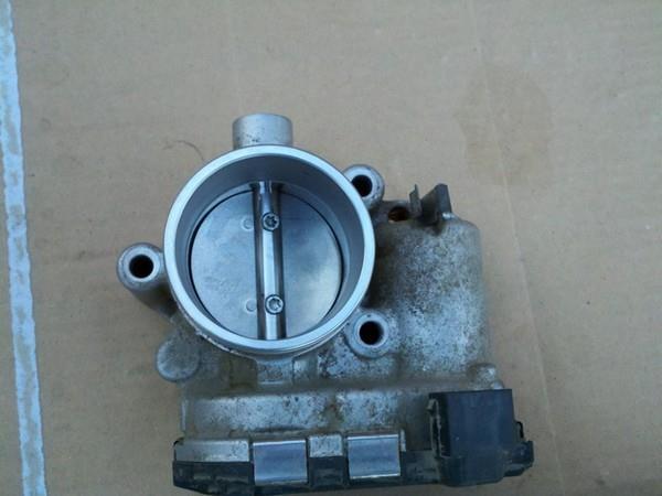 Чистка электронной дроссельной заслонки E-Gas Лада Гранта 16V