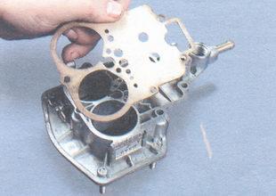 Разборка карбюратора автомобиль ВАЗ 2106