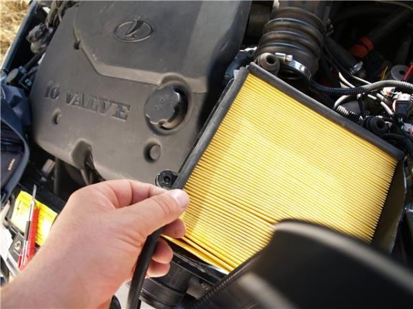 Фильтры на автомобилях ВАЗ