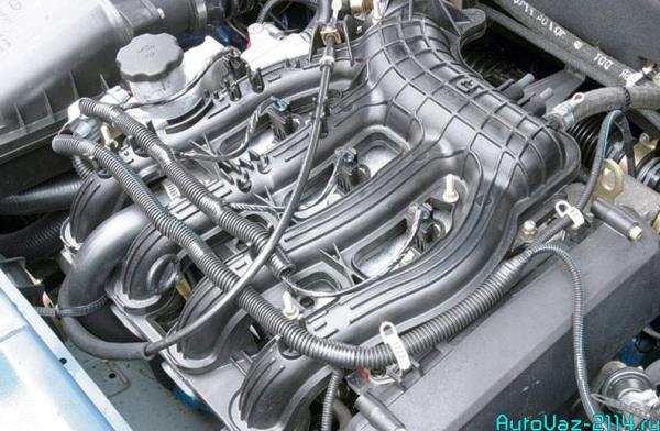 Двигатель 124 16 клапанный ваз характеристики