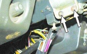 Замена замка зажигания на ВАЗ 2109 своими руками