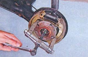 подшипник ступицы заднего колеса