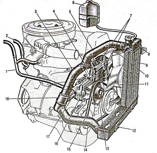 Комплект грм ВАЗ 2101