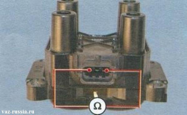 Проверка модуля на обрыв первичных цепей
