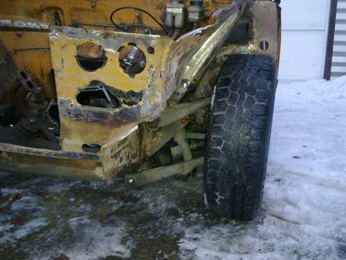 Восстановление российских машин