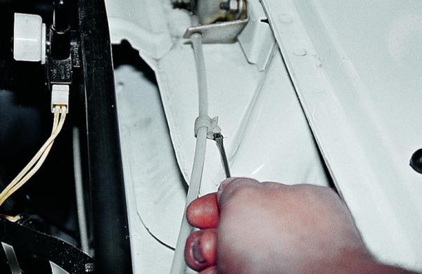 Устройство ВАЗ 2107 инжектор