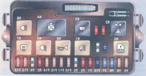 Предохранитель печки ВАЗ-2115