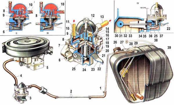 Как заменить помпу на ваз 2104 инжектор - Huntsman-Fisherman.ru