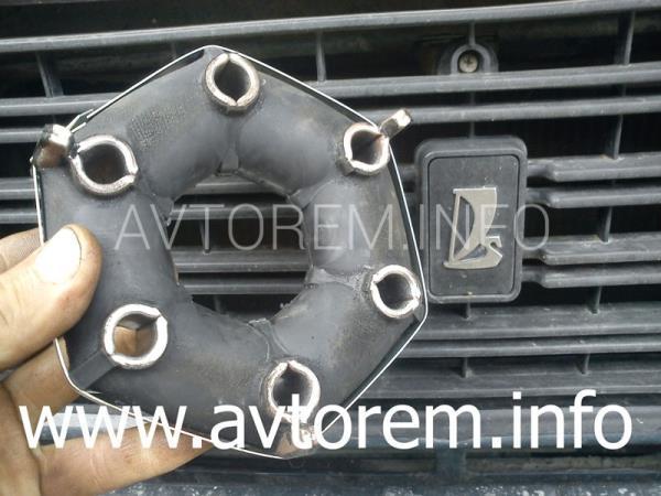 Замена кардана ВАЗ 2101