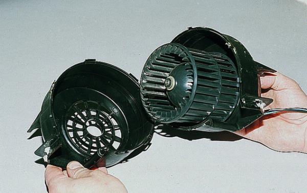 Вентилятор печки ВАЗ 2114