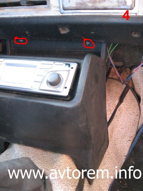 Замена радиатора отопителя на ВАЗ