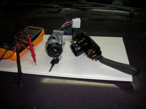 Замена замка зажигания на ВАЗ 2110 и 2112. Типичные проблемы
