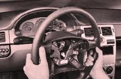 Снятие и установка руля на автомобиле Лада Гранта