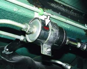 Фото топливного фильтра ВАЗ 2114, bibi.pro