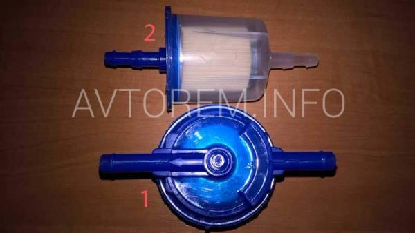 Топливный фильтр для ваз 2101-2107