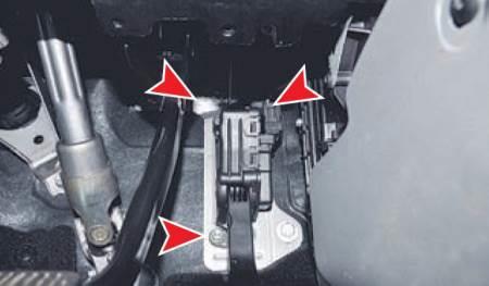 Замена салонного фильтра форд фокус