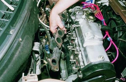 Двигатель ВАЗ 2110 8V 16V