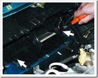 ремонт радиатора отопителя на ваз 2110
